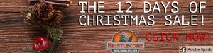 Bristlecone 12 Days of Christmas Sale